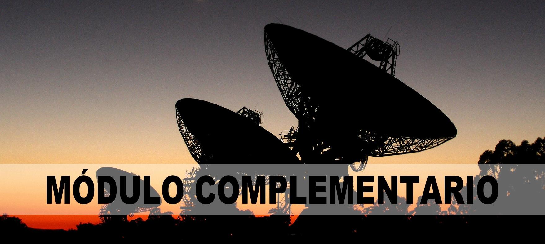 Course Image CURSO DE ASTRONOMÍA GENERAL (MÓDULO DE COMPLEMENTOS FORMATIVOS)